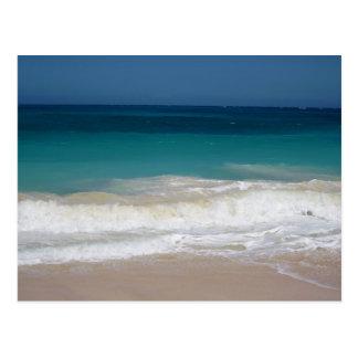 Breathtaking Beach Postcard