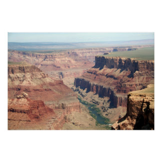 Breathtaking Grand Canyon Premium Canvas (Matte) Print