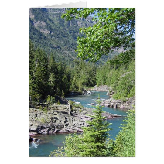 Breathtaking National Forest Card