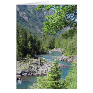 Breathtaking National Forest Greeting Card