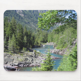 Breathtaking National Forest Mouse Pad