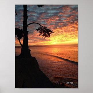 Breathtaking Sunrise Poster