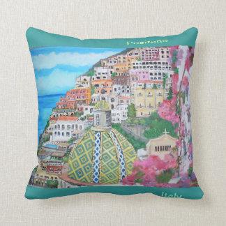 Breathtaking vistas of Positano Pillow