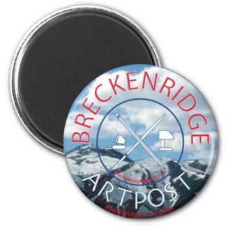 Breck Artpost Magnet