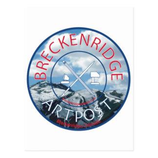 Breck Artpost Postcard