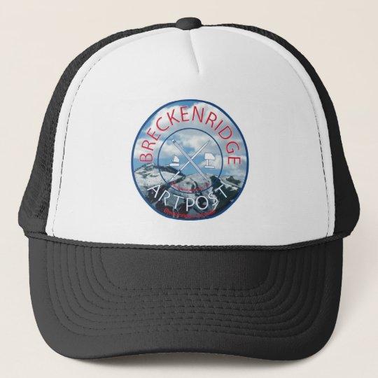 Breck Artpost Trucker Hat