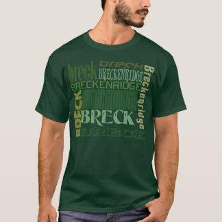 Breck Block Colors T-Shirt
