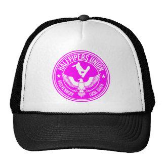 Breck Halfpipers Union Pink Trucker Hats