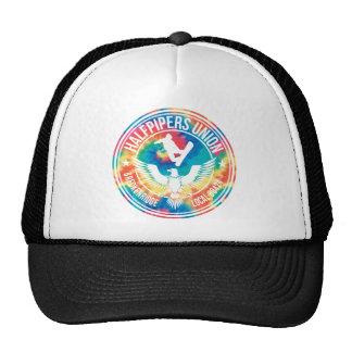 Breck Halfpipers Union TieDye Trucker Hats