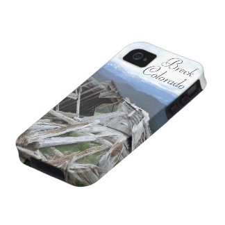 Breckenridge Colorado old ruins iphone case Case-Mate iPhone 4 Cover