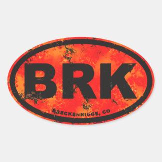 Breckenridge Colorado Stickers