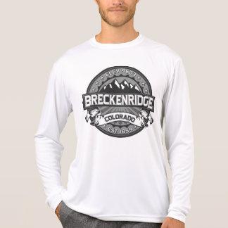 Breckenridge Grey Logo Tshirt