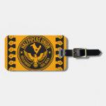 Breckenridge Halfpipers Union Gold Tag For Luggage