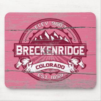 Breckenridge Honeysuckle Old Paint Mouse Pad