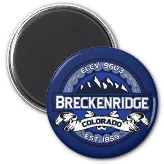 Breckenridge Logo Magnet Fridge Magnets
