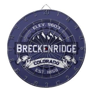 Breckenridge Midnight Blue Dartboards