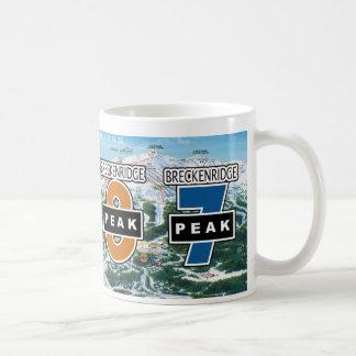 Breckenridge Peaks Mug