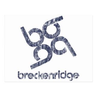 Breckenridge Postcard