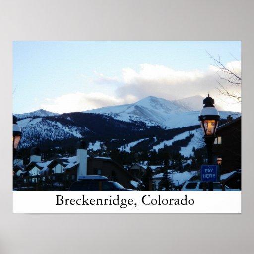 breckenridge poster