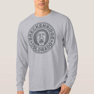 Breckenridge Scream Silver Shirts