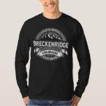 Breckenridge Ski Run & Logo Shirt