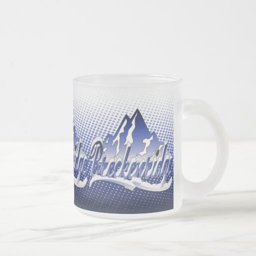 Breckenridge Snow Mountain Mug