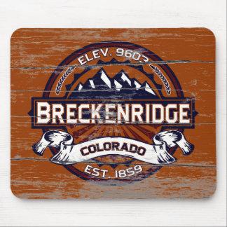 Breckenridge Vibrant Old Paint Mouse Pad