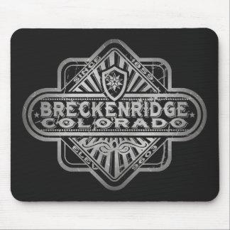 Breckenridge Vintage Diamond Mouse Pad