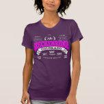 Breckenridge Vintage Raspberry Tee Shirt