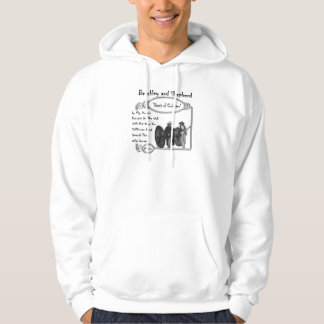 Breckley & Shepherd Ghosts Of Culpeper Hoodie