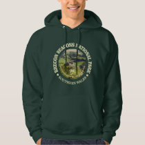 Brecon Beacons National Park (Carreg Cennen) Hoodie