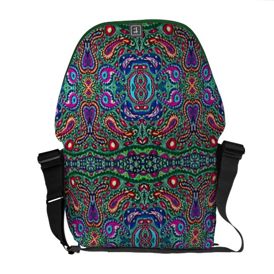 Bred Meli Courier Bag