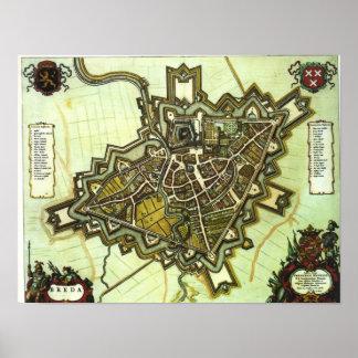 Breda - 1652 posters
