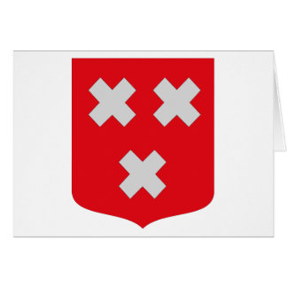Breda Coat of Arms Greeting Card