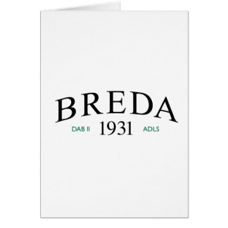Breda - Dunkirk Little Ship 1940 Card