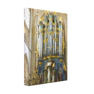 Breda Grote Kerk organ