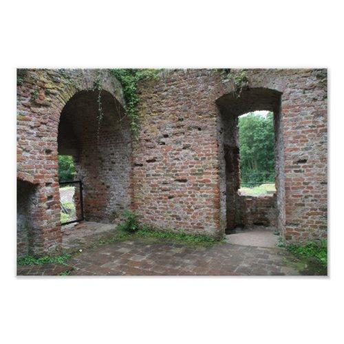 Ruins of Brederode Castle, Santpoort