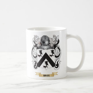 Bree Coat of Arms (Family Crest) Coffee Mugs