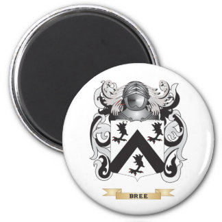 Bree Coat of Arms (Family Crest) Magnets