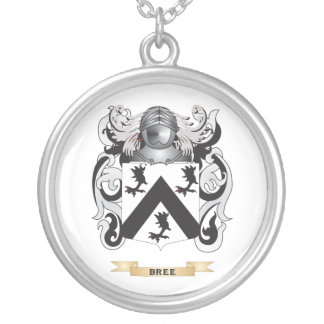 Bree Coat of Arms (Family Crest) Pendants
