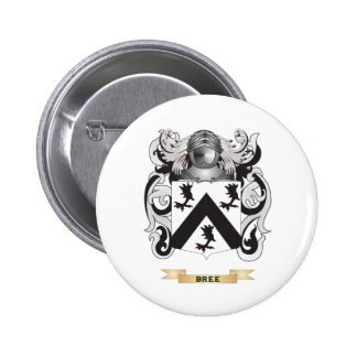 Bree Coat of Arms (Family Crest) Pin