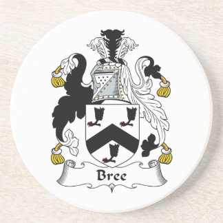Bree Family Crest Coasters