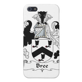Bree Family Crest iPhone 5 Cases