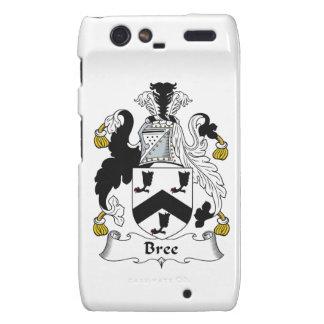 Bree Family Crest Motorola Droid RAZR Case