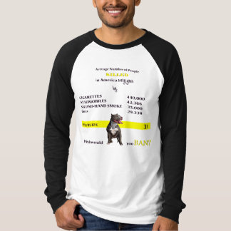 breed discrimination t-shirt