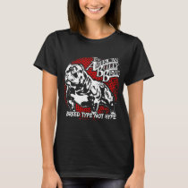 Breed Type Pit Bull Tee American Bully Supply Co M