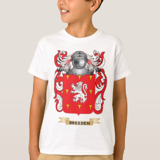 Breeden Coat of Arms (Family Crest) T-Shirt