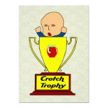 "Breeder Award 5"" X 7"" Invitation Card"
