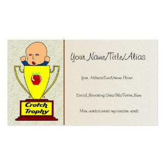 Breeder Award Business Card