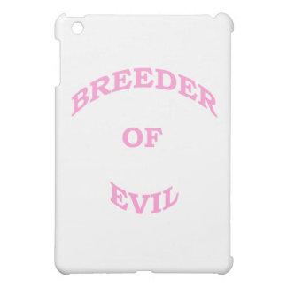 Breeder of Evil iPad Mini Cases
